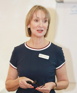 Judith Barton, Director of Coaching and Mentoring